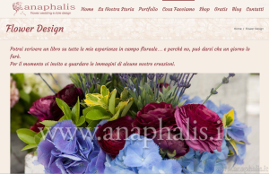 allestimenti floreali made by anaphalis flower wedding e style design