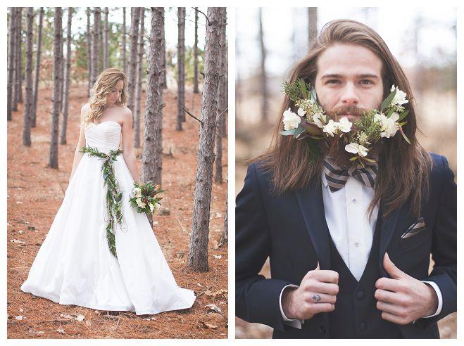 lo sposo con o senza barba