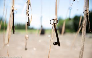 matrimonio tema chiavi e libri anaphalis