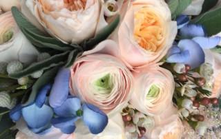 bouquet shabby pantone 2016 anaphalis