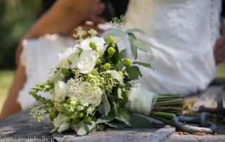 matrimonio country chic bianco verde anaphalis-101