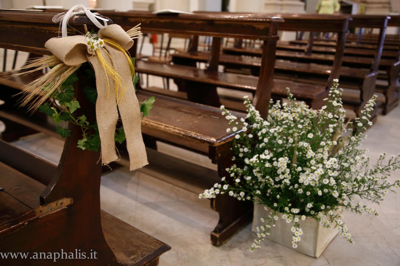 Conosciuto Come allestire la chiesa per il tuo matrimonio: 2 esempi creativi JL21