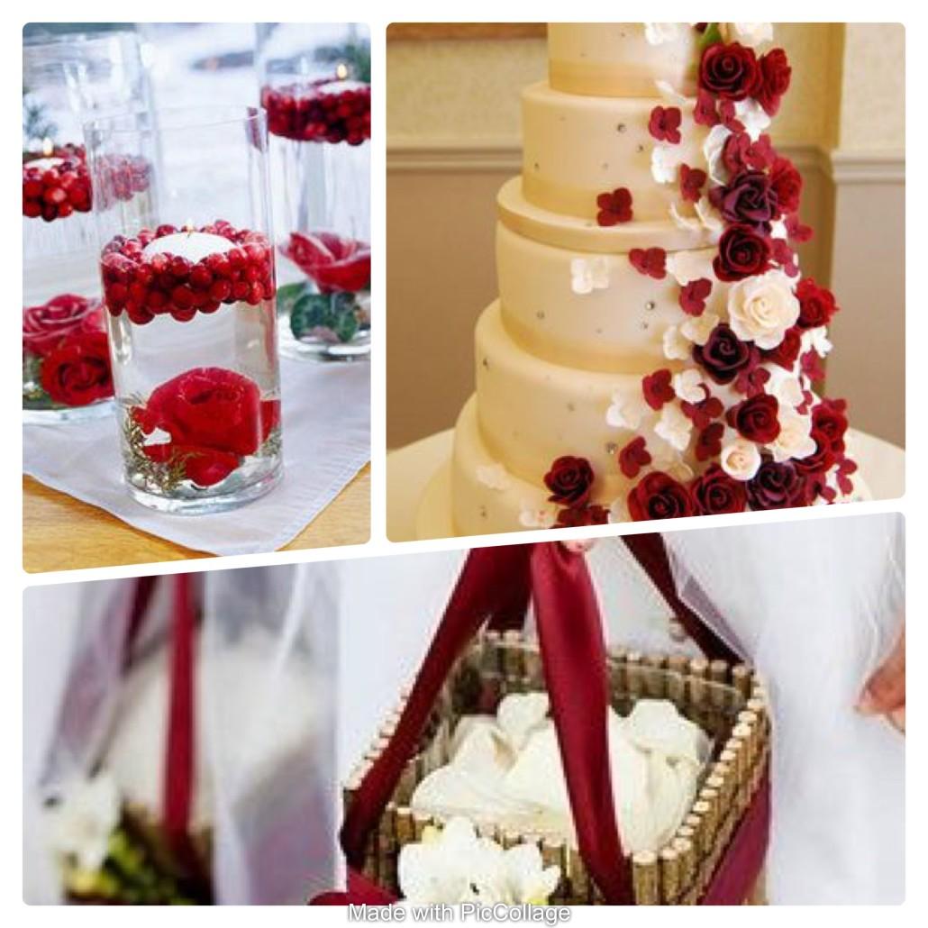 Tema Matrimonio In Rosso : Interessante matrimonio in rosso idee im pineglen