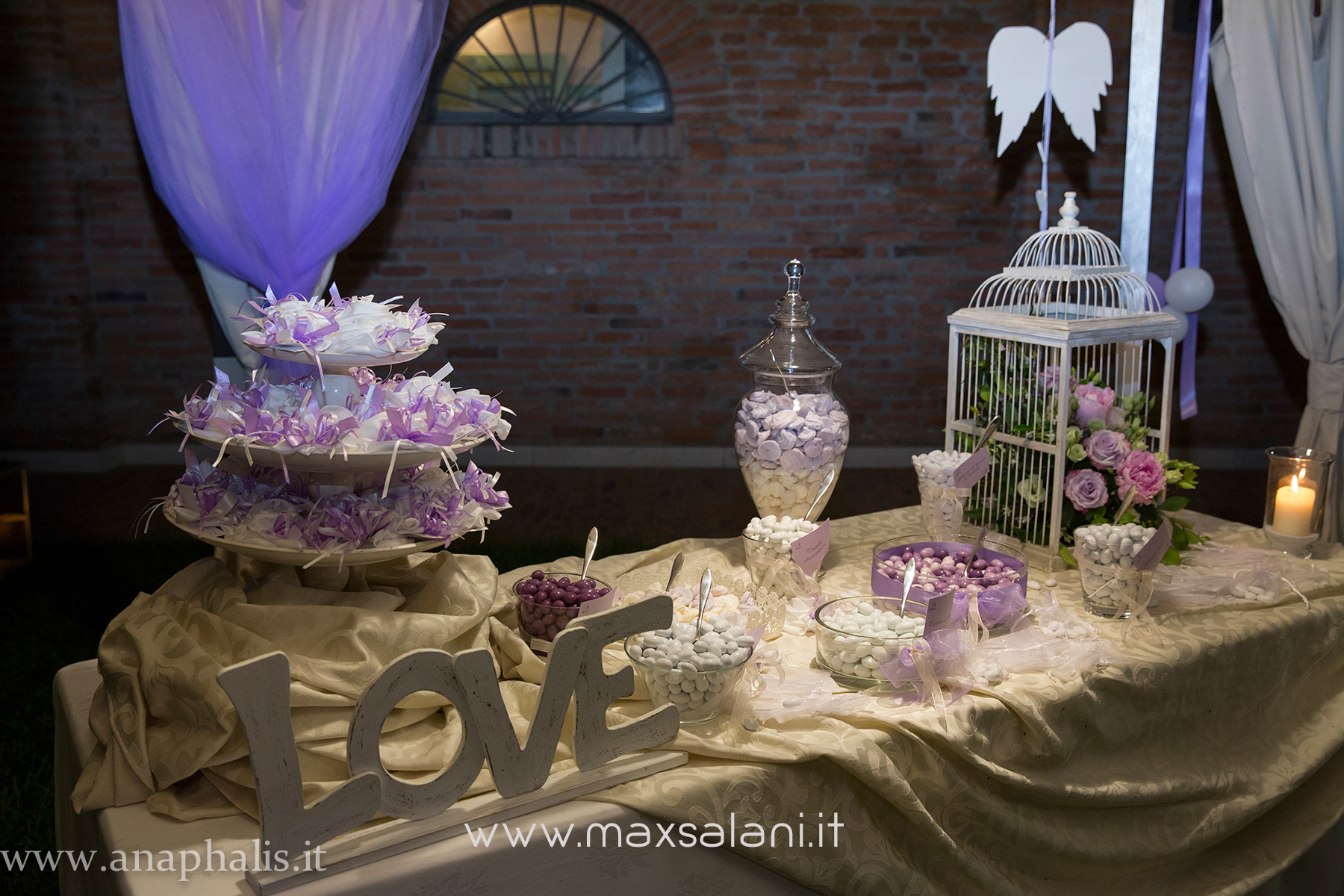 Matrimonio In Lilla : Matrimonio in lilla con tema angeli fioreria anaphalis cento